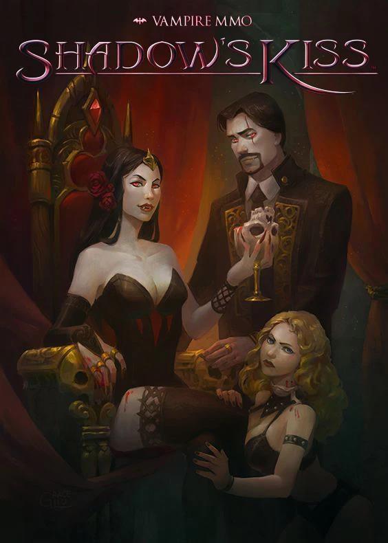 Это вам не Сумерки: встречайте первую вампирскую MMO - Shadow's Kiss Vampire