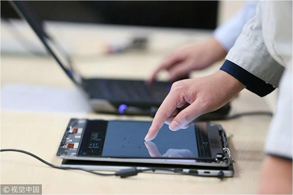 Новинка от BOE Technology: экран, конкурирующий с iPhone X