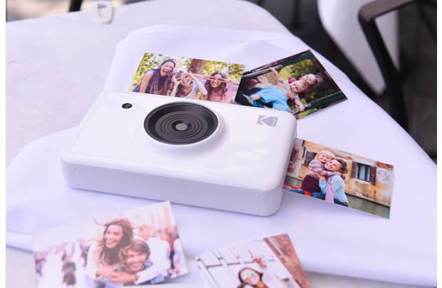 Анонсирована моментальная камера Kodak Mini Shot