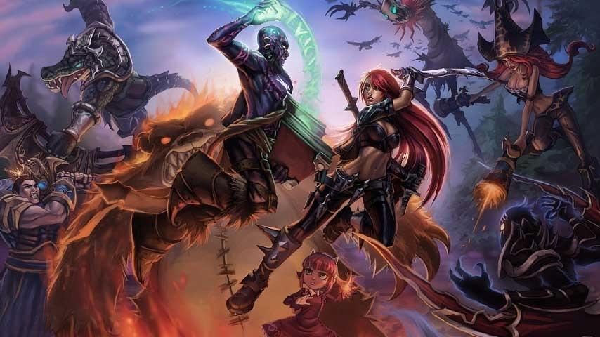 Авторы League of Legends выпустили крупнейшее обновление