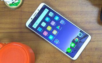 Oppo F5 - лучший подарок к Новому году!