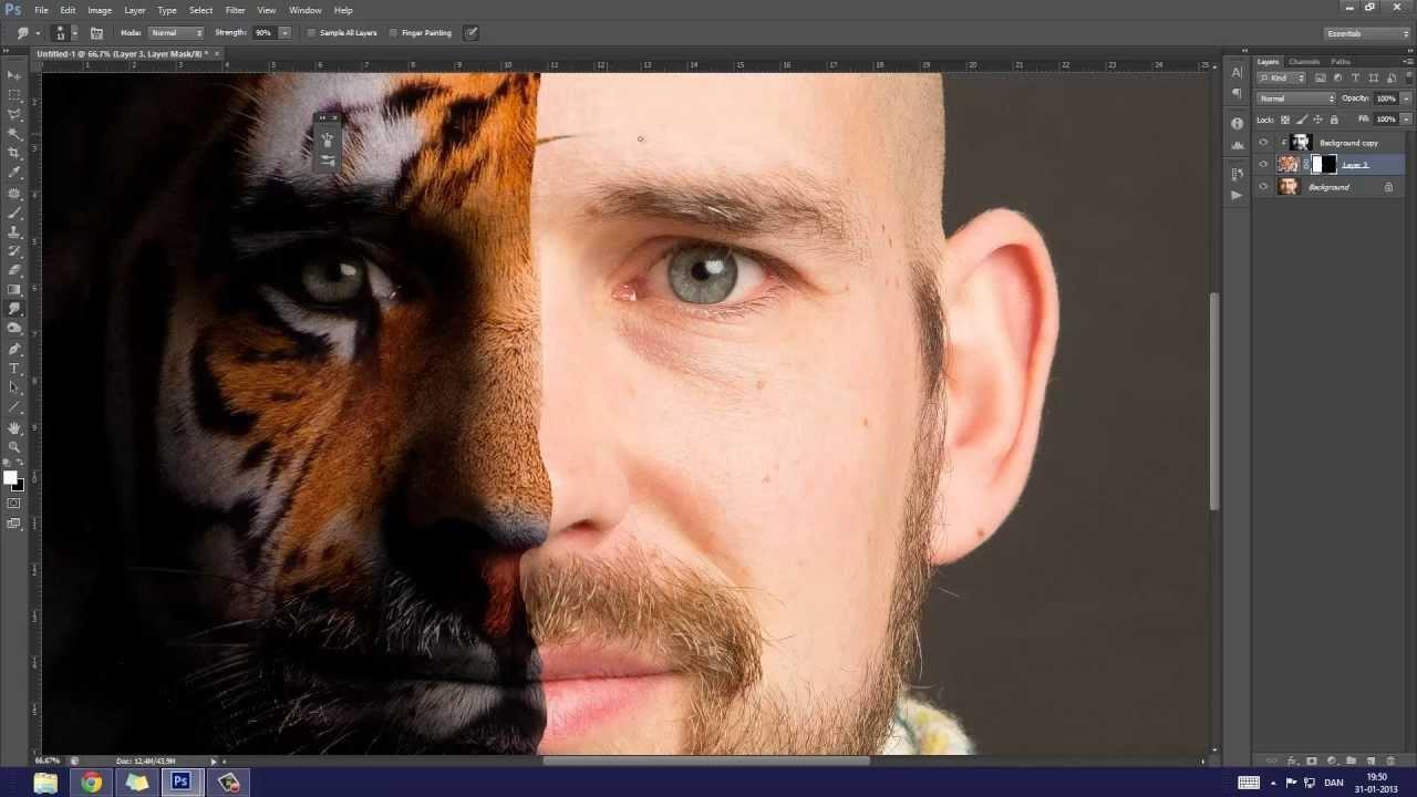 Как установить шрифт в фотошоп?