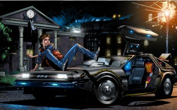 Коспания DeLorean планирует выпустить двухместный самолет
