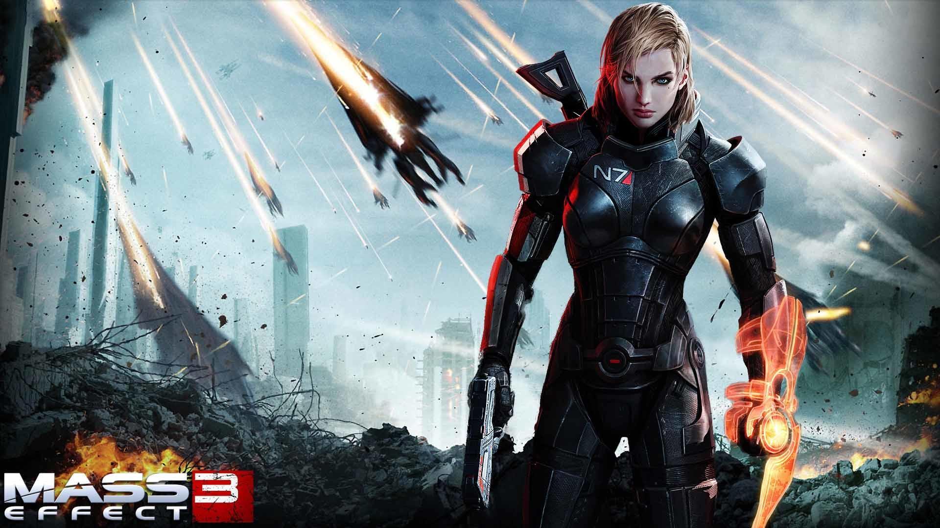 Мододелы порадовали игроков Mass Effect 4K-обновлением