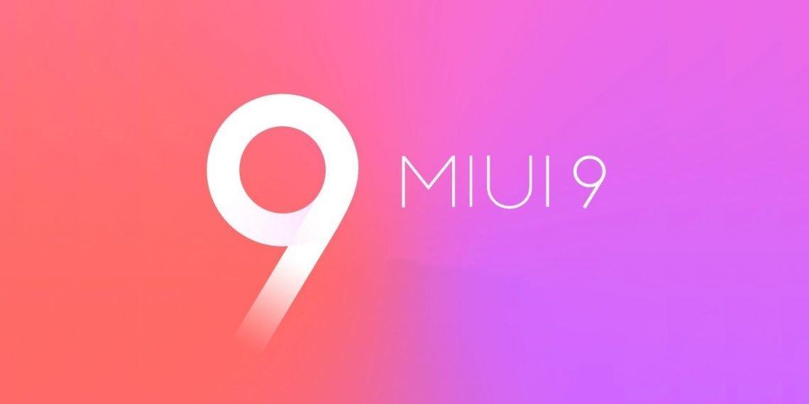 Официально представлена MIUI 9