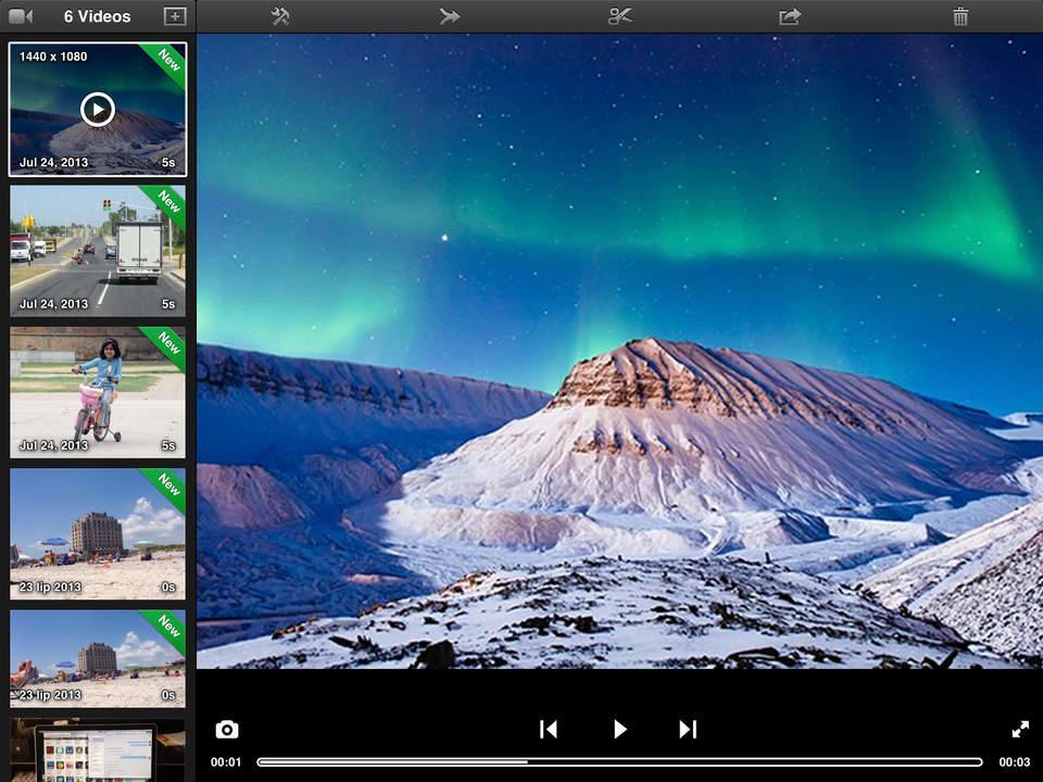 Лучшие программы для обработки видео на IPhone.