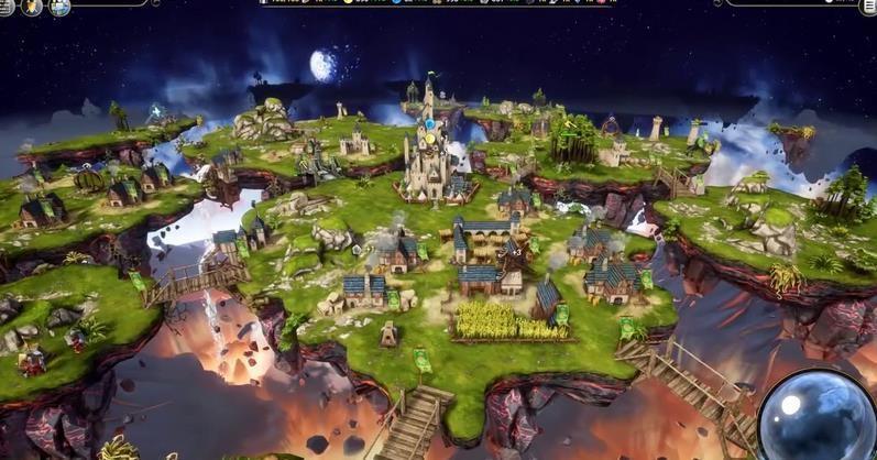 Открыт ранний доступ дляигры RTS Driftland: The Magic Revival