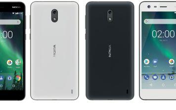 Старт продаж Nokia 2