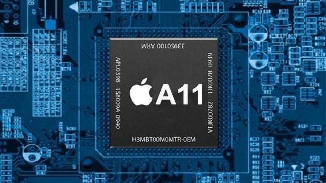 Apple A11 будет 6-ядерным