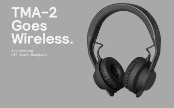 В продаже появились модульные Bluetooth наушники AIAIAI'S H05