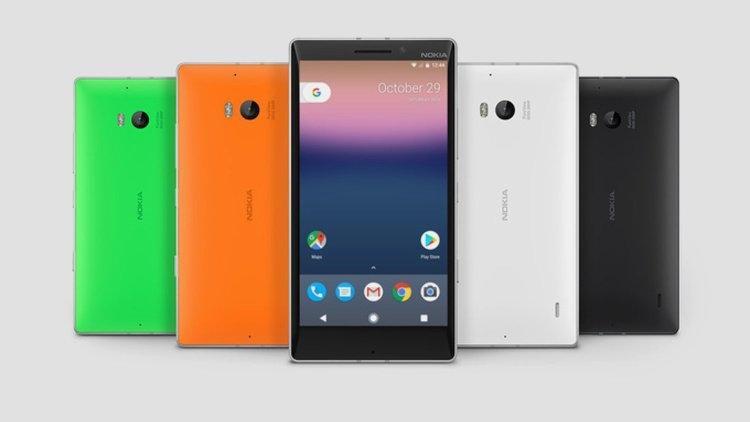 Изображения и характеристики Android-смартфона Nokia D1C