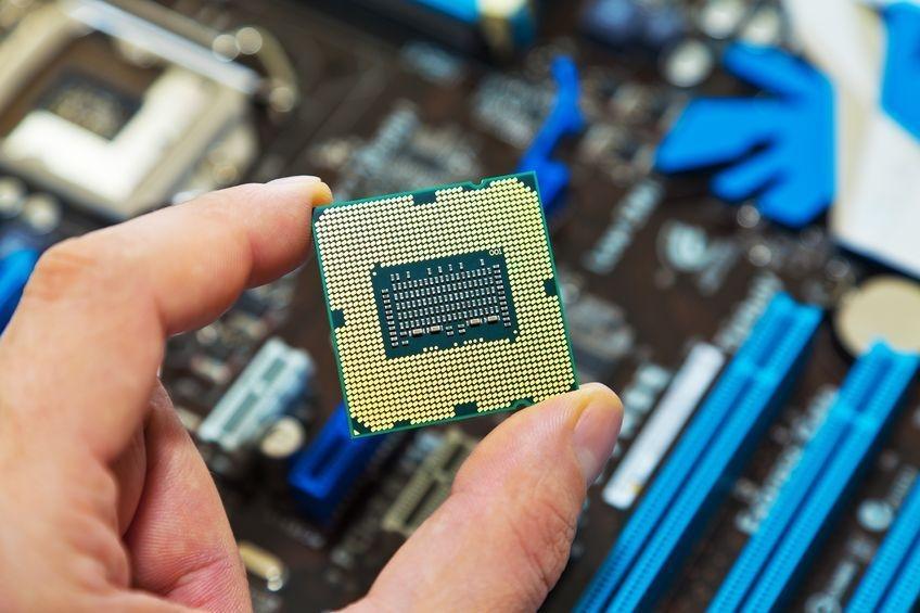 Как посмотреть температуру процессора ?