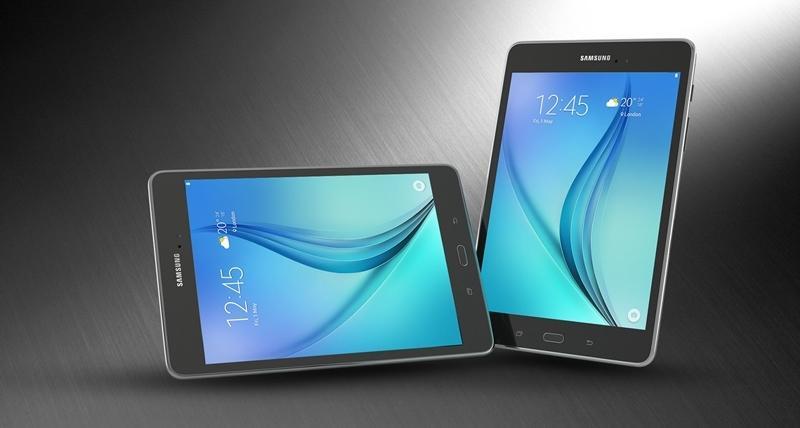 Компания Samsung презентовала планшет Galaxy Tab A 8.0 (2017)