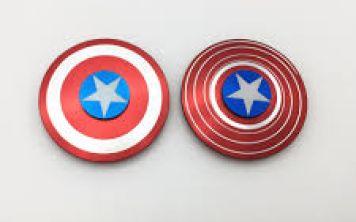 Спиннеры с супергеройской символикой