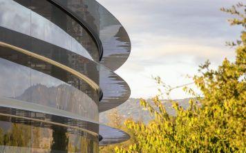 Как изменился Apple Park за несколько месяцев?
