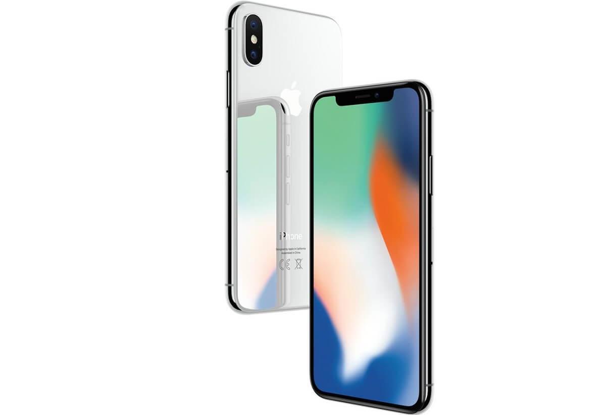 Цена ремонта iPhone X впечатляет