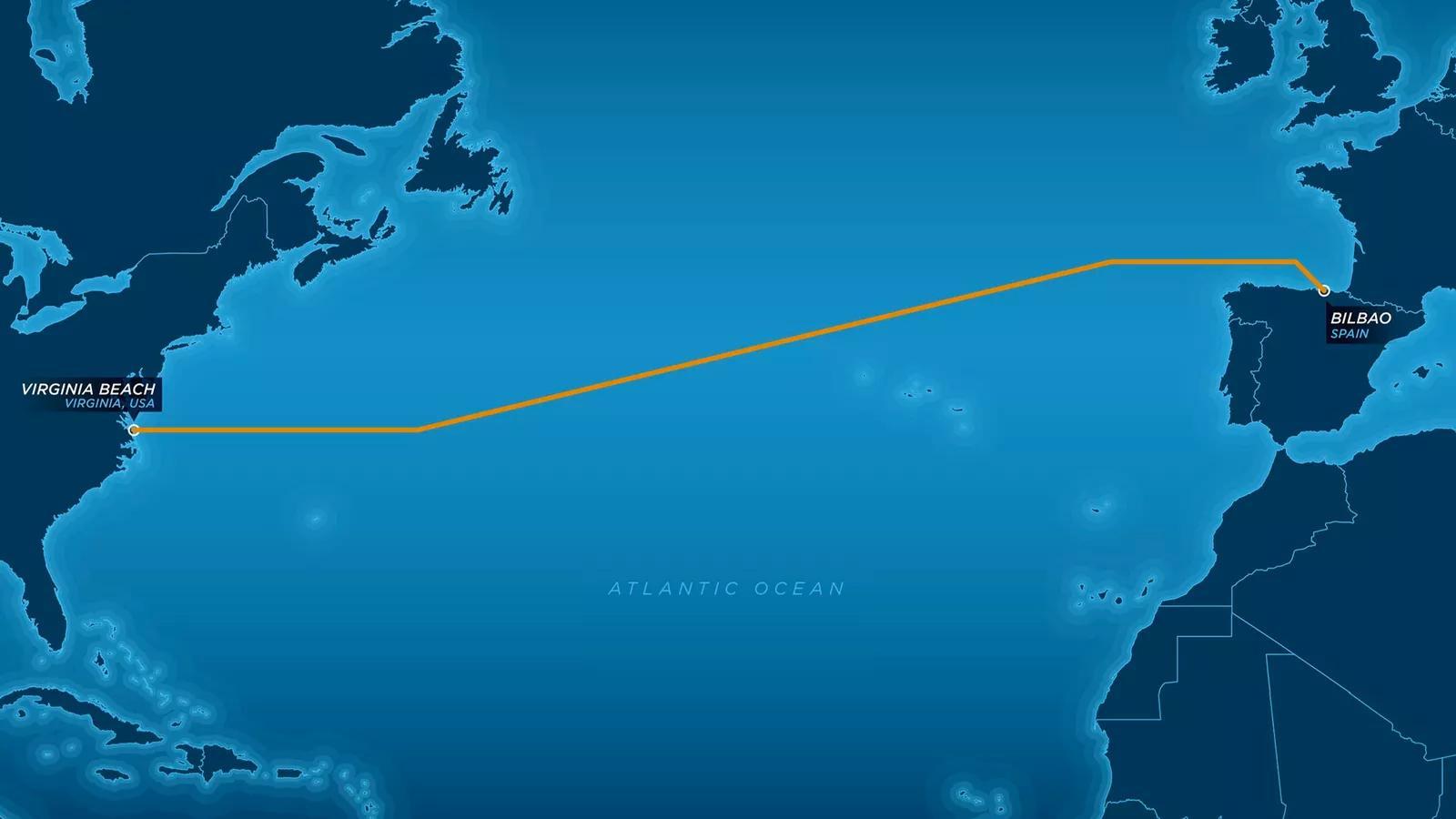 По дну океана проложен кабель с рекордными характеристиками