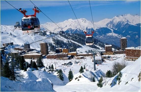«Skadi» - приложение-гид для горнолыжных курортов