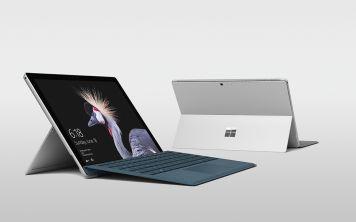 Microsoft официально анонсировала пятое поколение Surface Pro
