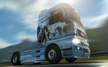 Очередное обновление в Euro Track Simulator 2