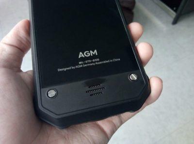 Стильный защищенный смартфонAGM  X 2