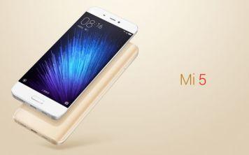 Смартфон Xiaomi Mi 5s получит двойную камеру