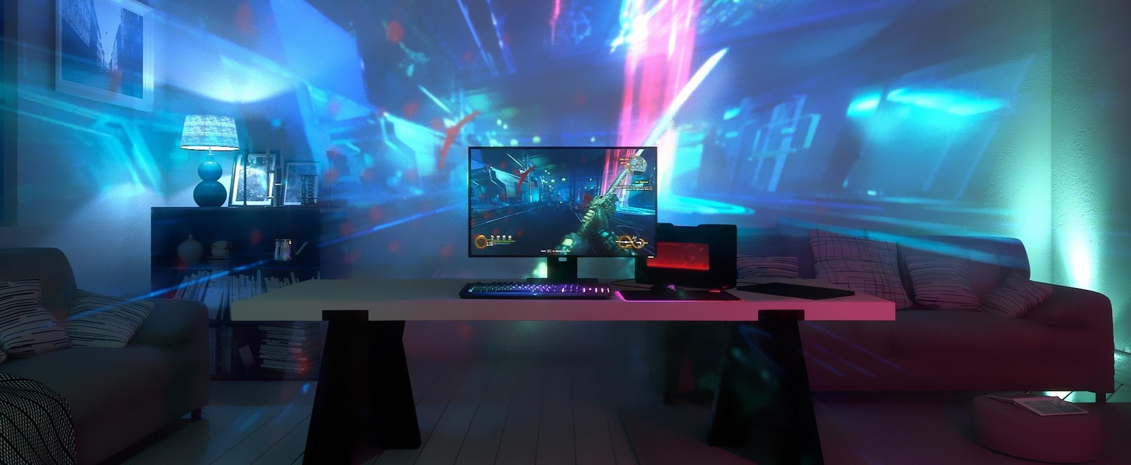 Почему AMD FreeSync в игровых мониторах лучше NVIDIA G-Sync?