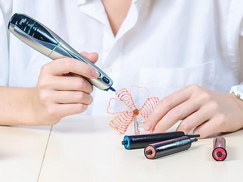 Фотополимерная ручка 3D CreoPop