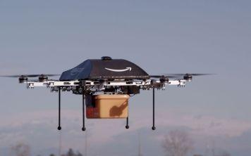 Amazon разрабатывает технологию самоуничтожения дронов