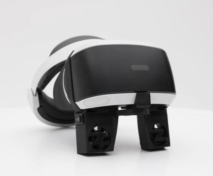 Свежий воздух среди аксессуаров виртуальной реальности - ZephVR