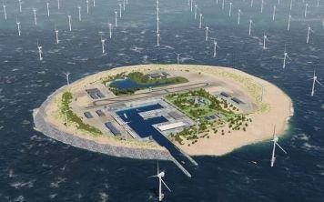 Крупнейшая ветряная электроферма cможет обеспечить энергией более 5 стран
