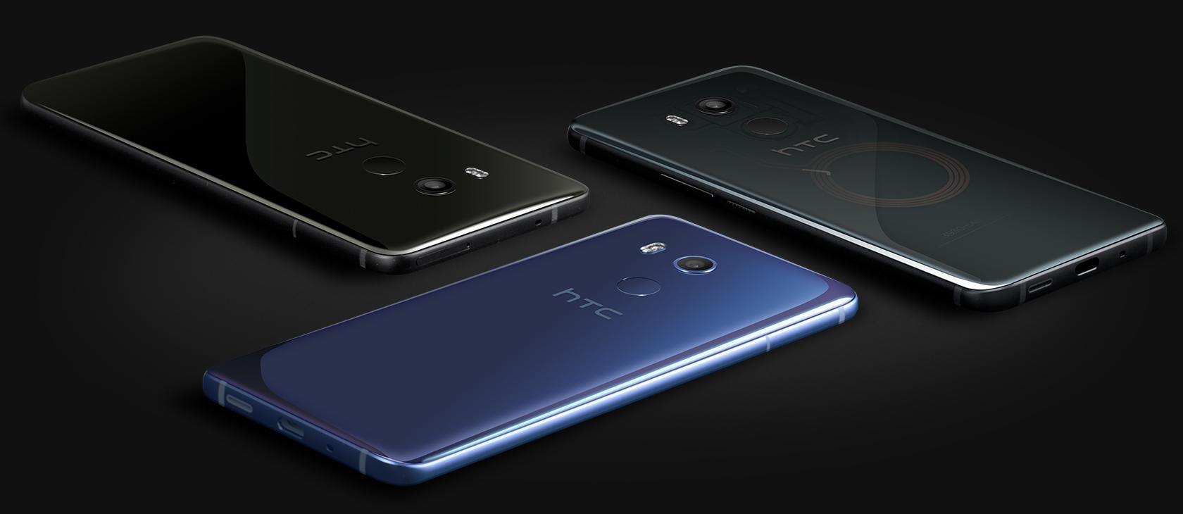 HTC U11 Plus получил полупрозрачную версию