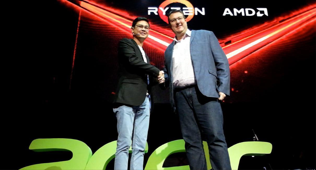 Acer представили полностью новый GX-281 на Ryzen 7