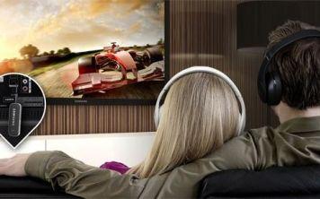 Как подключить наушники к ТВ