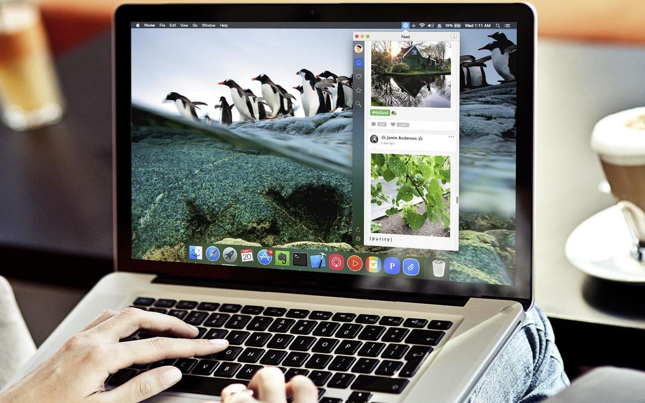 Как опубликовать фото в Instagram напрямую с MacOS?