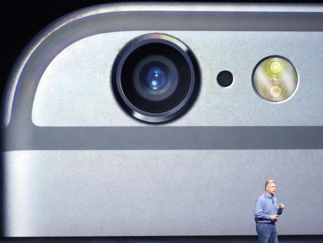 Камеры Apple станут лучше