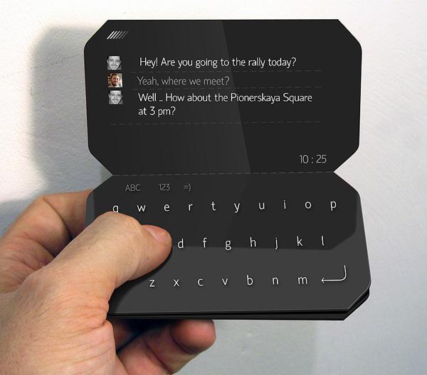 Складные смартфоны-будущее