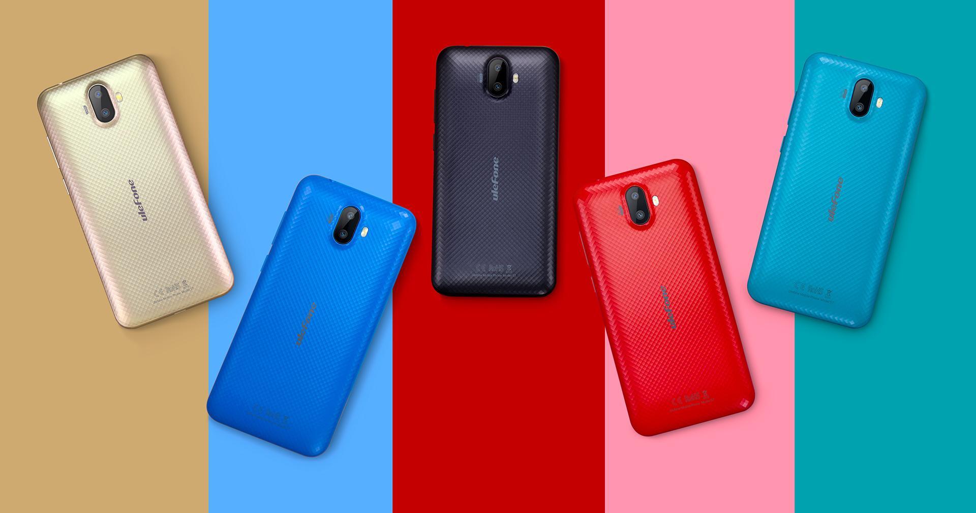 Представлен Ulefone S7