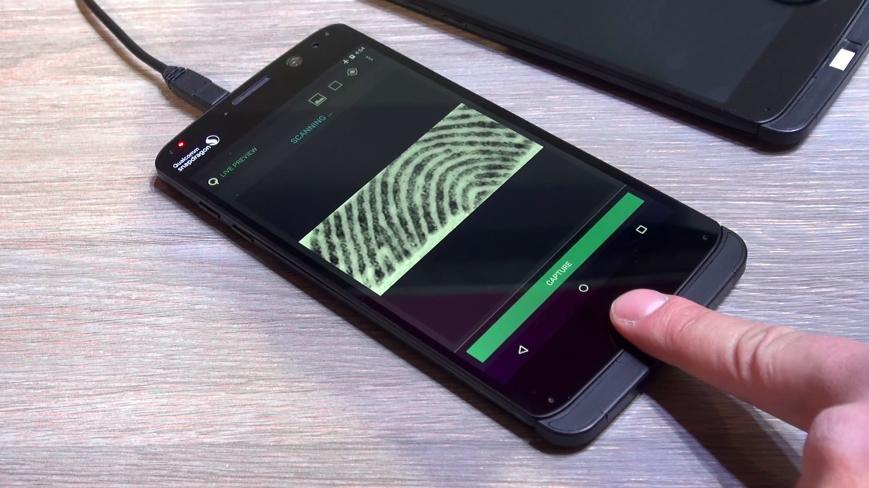 Скоро не будет телефонов без датчиков отпечатков пальцев?
