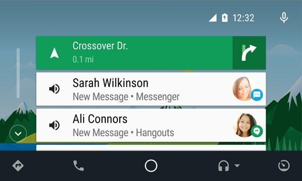 Cкоро Android поселится в вашем авто