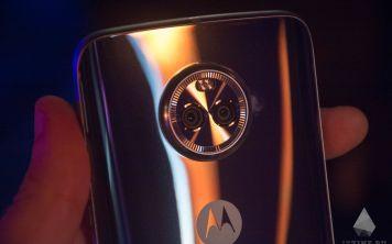 Moto X4 представлен раньше официального анонса