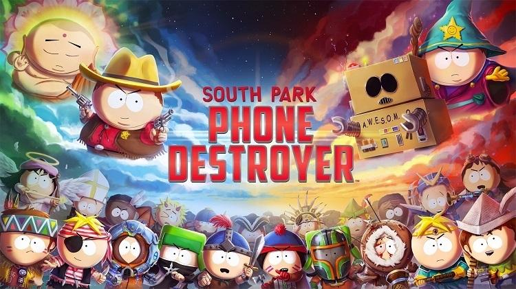 South Park: Phone Destroyer на iOS и Android