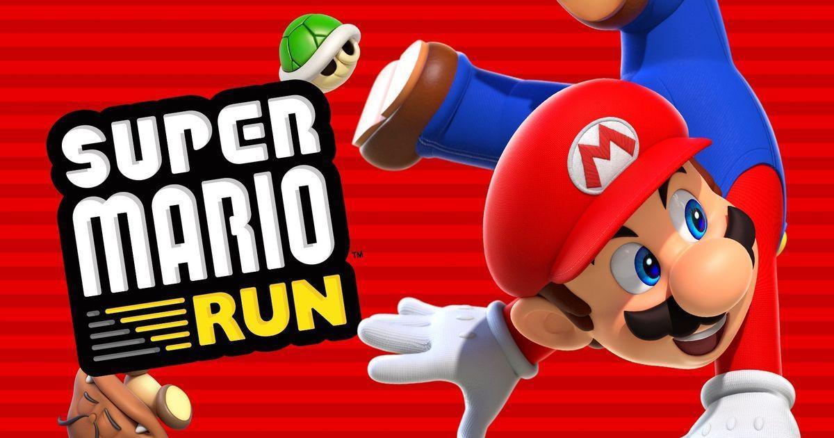 Игра о Марио получила больше всего скачиваний в 2017 году