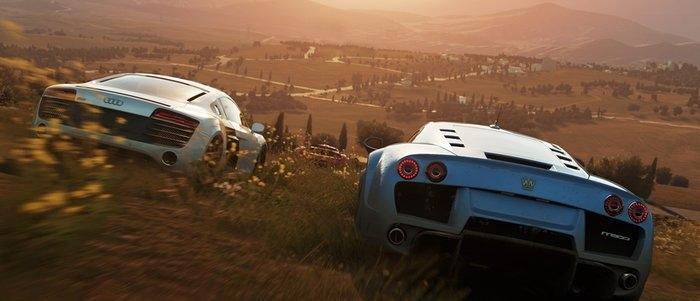 Разработчики Forza Horizon перешли на новый уровень игры в виде RPG