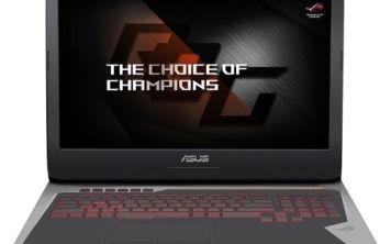 Ноутбук ASUS ROG G752VS-BA228T