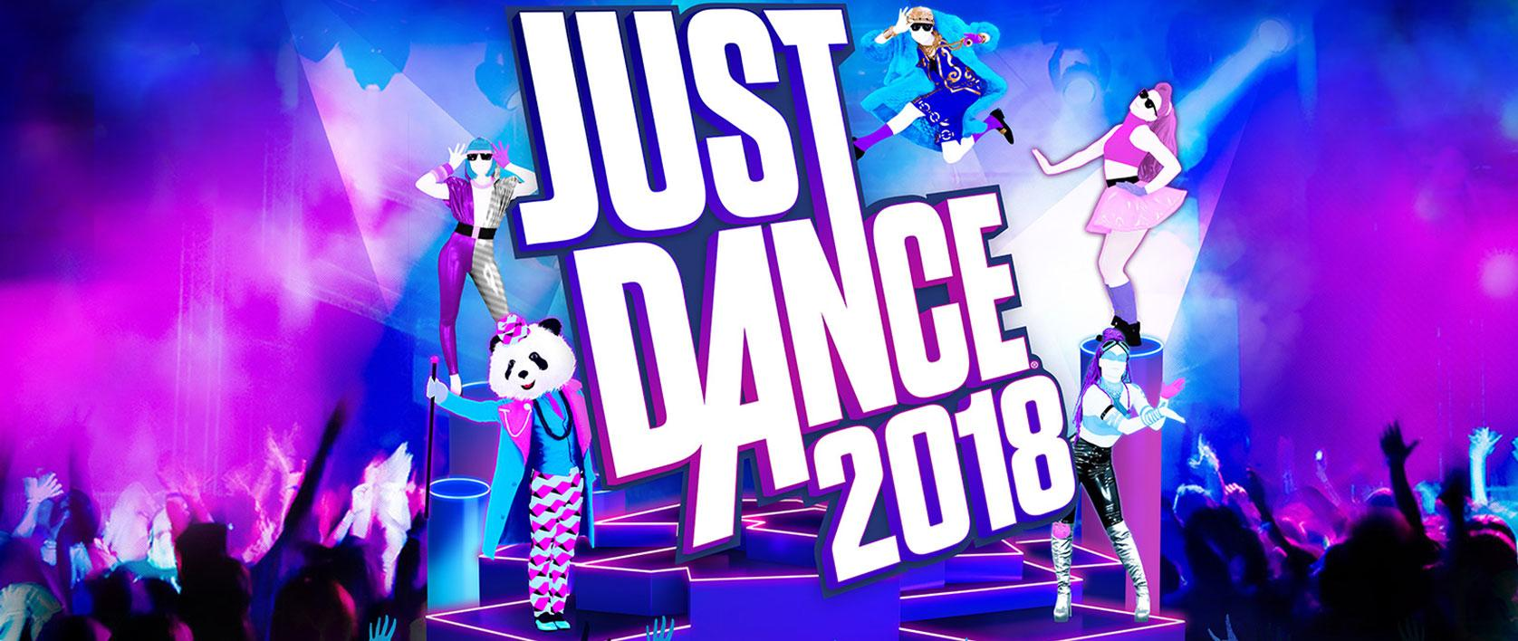 Плейлист Just Dance 2018