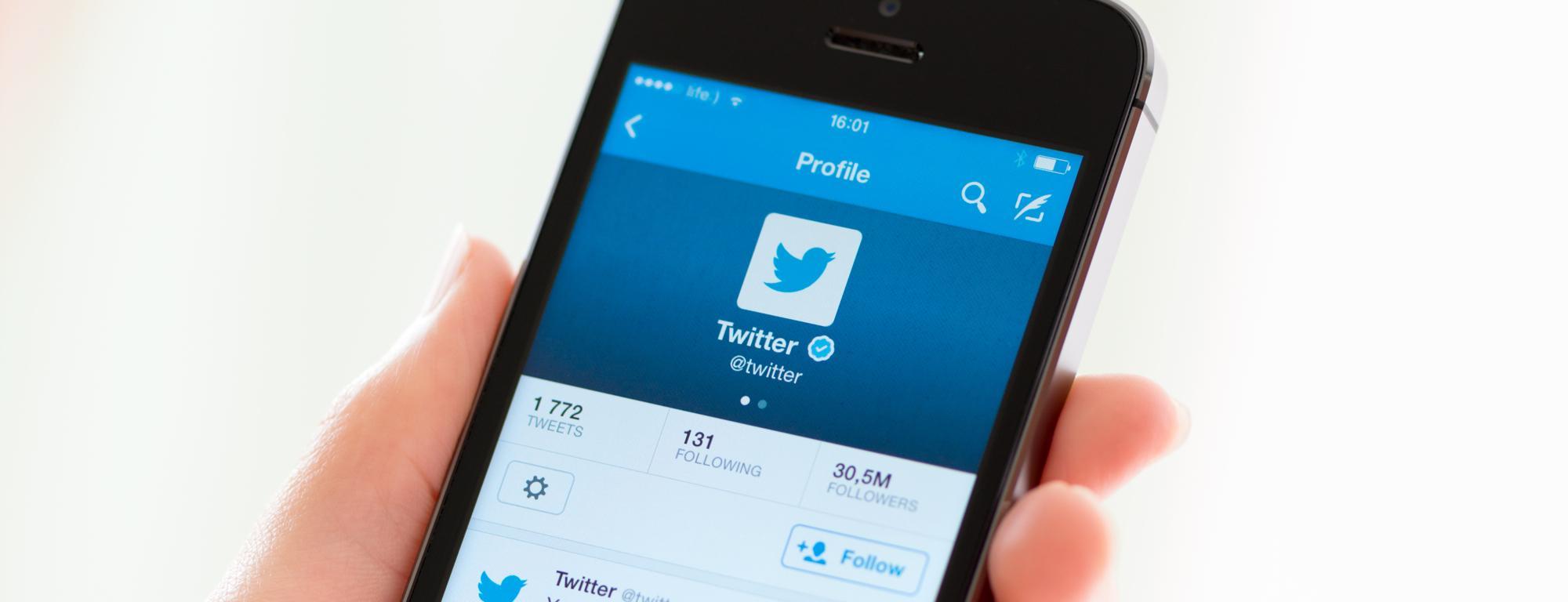 Twitter тестирует режим Tweetstorm, позволяющий увеличить объем сообщения, для Android