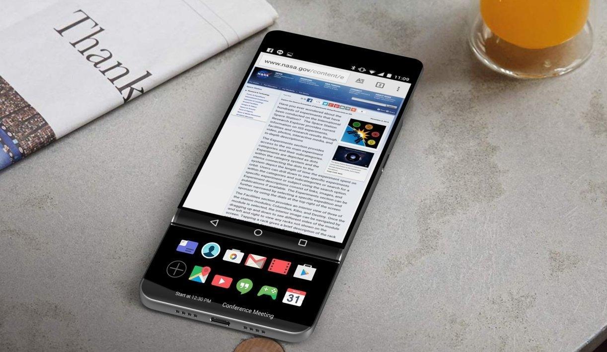 Стали известны аудио- и видео-возможности будущего LG V30