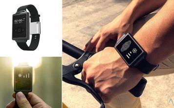 Презентованы умные часы, умеющие регулировать температуру тела