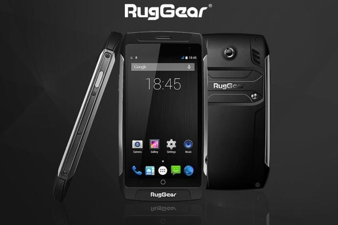 RugGear RG730 - смартфон под любой типаж